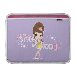 Blyhe: Style Icon Sleeve For MacBook Air
