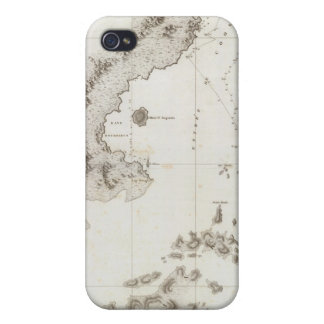 Blying Sound to Alaska Peninsula Case For iPhone 4