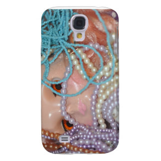 Blythe doll and pearls samsung galaxy s4 cover