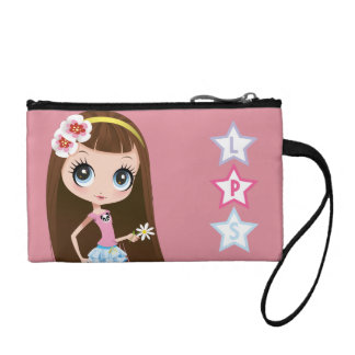 Blythe Holding Flower Coin Purse