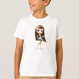 Blythe Holding Flower T-Shirt