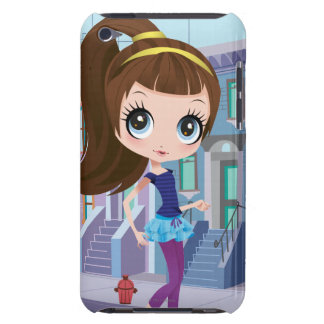 Blythe: Jet-Setting Pet Sitter iPod Touch Cover