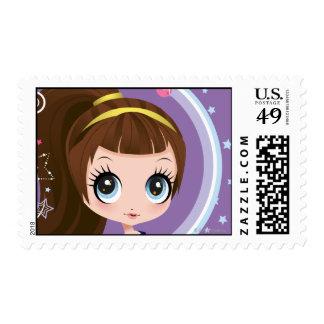 Blythe Pose  2 Stamp