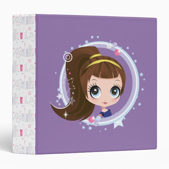 Blythe with Style Binder