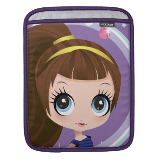 Blythe with Style iPad Sleeve
