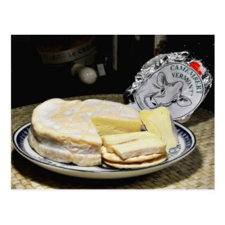 Blythedale Camembert Post Card