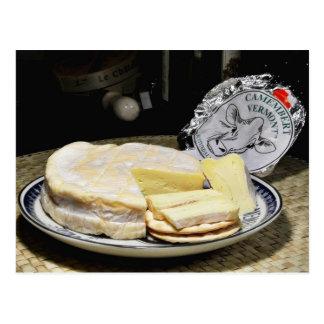 Blythedale Camembert Postcard