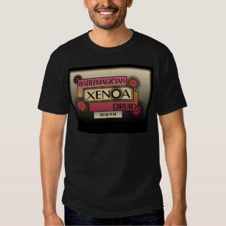 BM Druid Black T Shirt