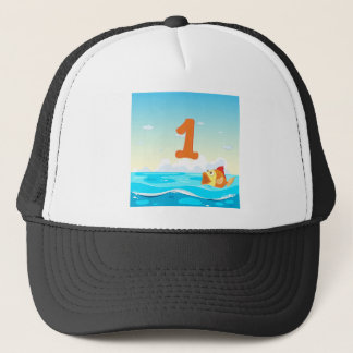 BM_Number_Set_01 Trucker Hat