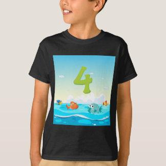 BM_Number_Set_04 T-Shirt