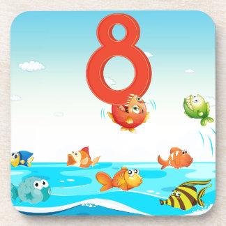 BM_Number_Set_08 Coaster
