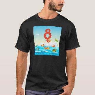 BM_Number_Set_08 T-Shirt