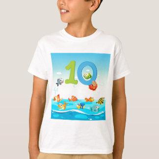 BM_Number_Set_10 T-Shirt