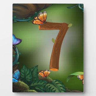 BM_Number_Set_17 Plaque