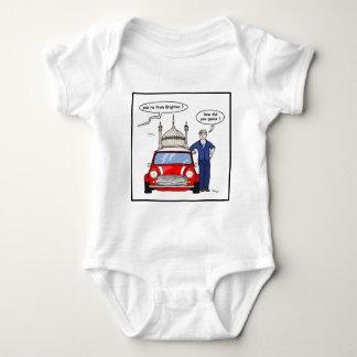 BMC cartoon Baby Bodysuit