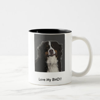 BMD, Love My BMD!! Two-Tone Coffee Mug