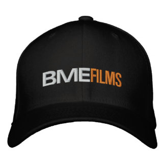 BME Films Embroidered Baseball Cap