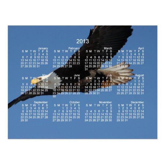 BMIS Bald Eagle on a Mission Postcard