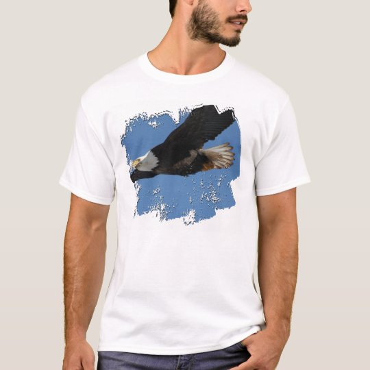 BMIS Bald Eagle on a Mission T-Shirt