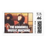 BMM 9th Street West Logo Postage Stamp