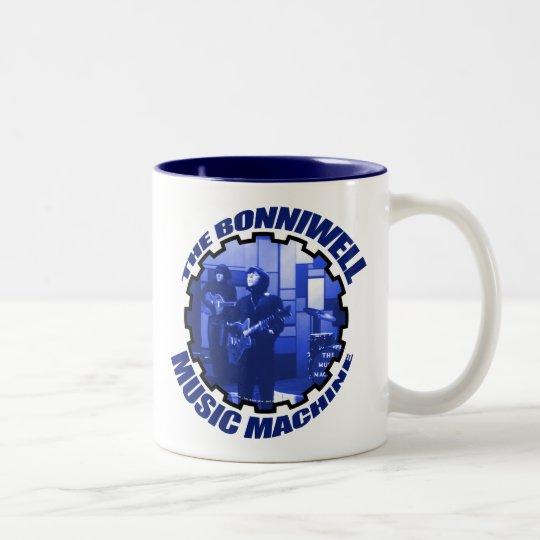 BMM 9th Street West Logo Two-Tone Coffee Mug