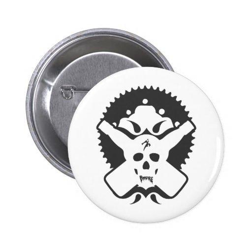 Bmore Skull B Button