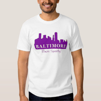 B'more Sparkly! + shoulda put a ring on it! T-shirt