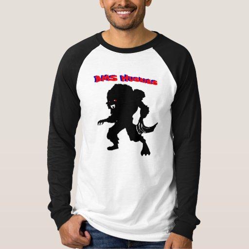 BMS Huskies shirt