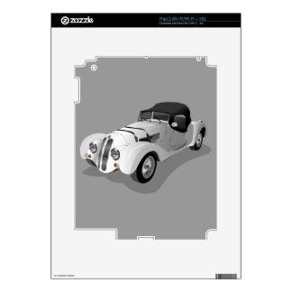 bmw-158703 bmw, car, roadster, sports car, automob iPad 2 decal