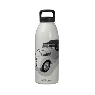 bmw-158703 bmw, car, roadster, sports car, automob water bottles