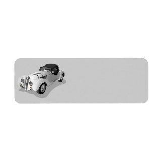 bmw-158703 bmw, coche, automóvil descubierto, etiqueta de remitente