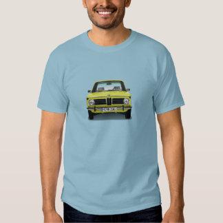BMW 2002 - Golf Yellow Tee Shirt