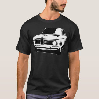 BMW 2002 Outlines T-Shirt