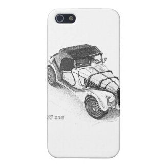 BMW 328 CASE FOR iPhone SE/5/5s