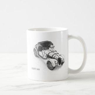 BMW 328 COFFEE MUG