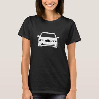 BMW 3 Series Graphic Dark Womens T-Shirt