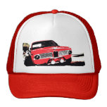 BMW Alpina 2002 Trucker Hat