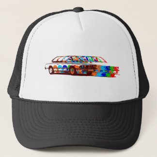 BMW Classic Full colours2 Trucker Hat