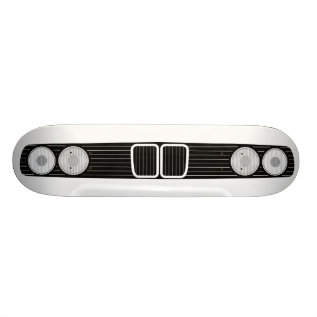 Bmw E30 Front Skateboard Deck at Zazzle