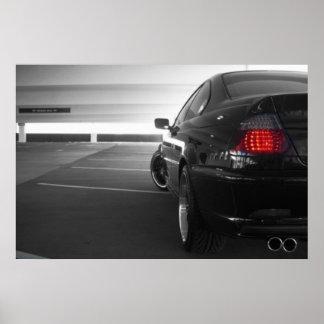BMW E46 PRINT