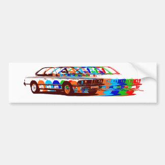 BMW FullColours Bumper Sticker