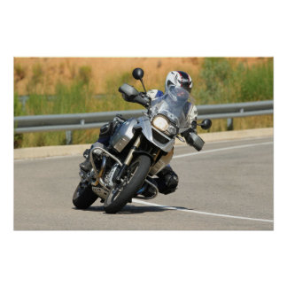 BMW GS1200R POSTERS