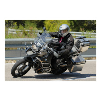 BMW GS1200R POSTER