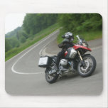 BMW GS 1200 Cornering Mouse Pad