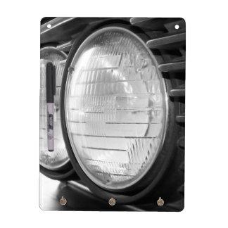 BMW headlights Dry Erase Board