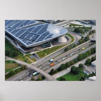 BMW Headquarters in Munich Print
