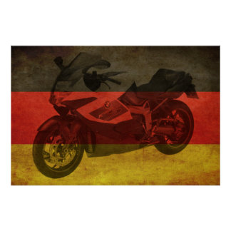 BMW K1300 S POSTER