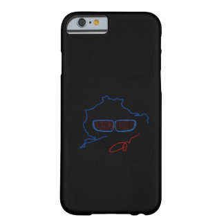 BMW Kidney Grill / Nurburgring Edition (Black) Barely There iPhone 6 Case