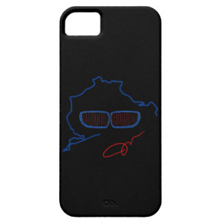BMW Kidney Grill / Nurburgring Edition (Black) iPhone SE/5/5s Case
