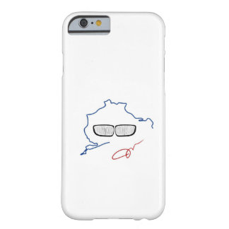 BMW Kidney Grill / Nurburgring Edition (White) Barely There iPhone 6 Case